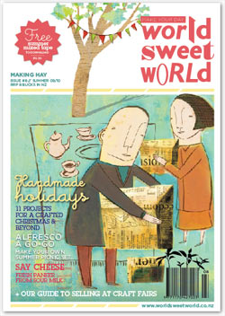 World Sweet World Issue 8